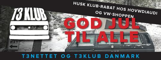 T3nettet og T3Klub Danmark forum